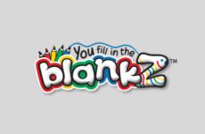 BlankZ Logo & Packaging