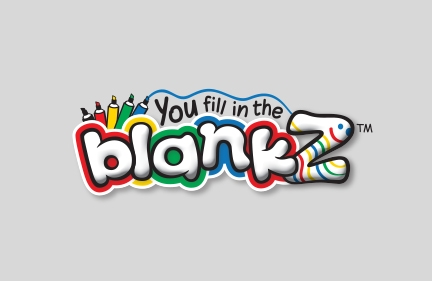 BlankZ Logo & Packaging